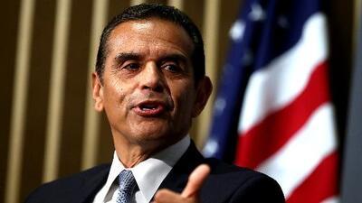 Antonio Villaraigosa, el descendiente de mexicanos que aspira a la gobernación de California