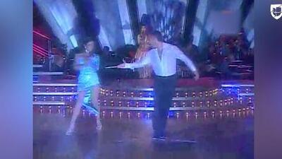 ¡Bailando en el Puerto! Juvenal Olmos, DT de Veracruz fue campeón de baile