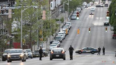 Reportan al menos un muerto y siete personas heridas tras un tiroteo en Baltimore