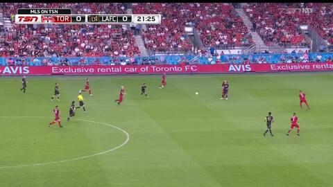 Toronto FC 2-4 LAFC - GOLES Y RESÚMENES - MLS Regular Season