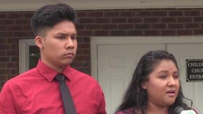 Familiares de hispana asesinada por defender a sus hijos de un asalto en su casa, hablan con Univision