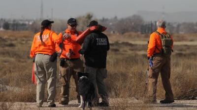 Localizan el cuerpo de un niño en la frontera entre México y EEUU y temen que pueda tratarse del menor con autismo que desapareció en enero