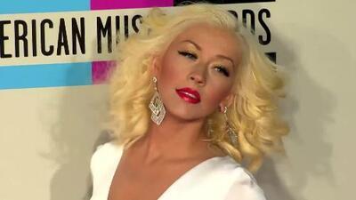 Christina Aguilera revela el peculiar nombre de su recién nacida