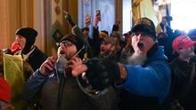 Cámara de Representantes aprueba crear una comisión para investigar el asalto al Capitolio