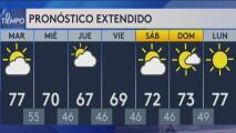 Pronóstico Arizona: advertencia por vientos en algunas zonas del estado