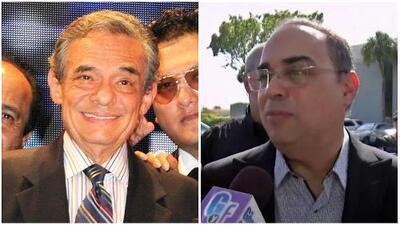 Gilberto Santa Rosa llega al funeral de José José y recuerda una anécdota con el fallecido cantante