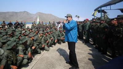 Hay agentes cubanos en los anillos de seguridad de Maduro: lo que observó el equipo de Univision Noticias en su retención