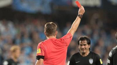 Fallece árbitro del sector amateur de México por golpe de jugador