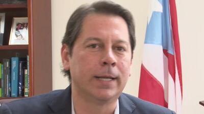 """""""No tenemos gobernador"""": senador puertorriqueño habla sobre Rosselló y el polémico chat en el que es mencionada su esposa"""