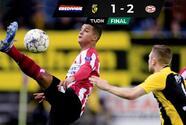 PSV le remonta al Vitesse con Erick Gutiérrez