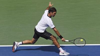 Roger Federer clasifica a Cuartos de Final en NY
