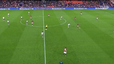 Highlights: Lille at Valencia CF on November 5, 2019