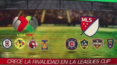 ¡Opinión de expertos! Crece la rivalidad entre Liga MX y MLS con la Leagues Cup