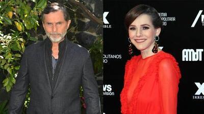 Rumores de amor de rodaje entre Humberto Zurita y Kika Edgar