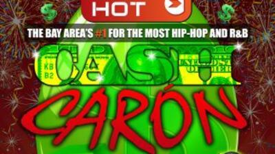 It's the Hot 105.7 Cash-carón!