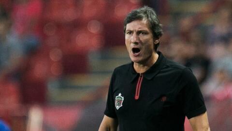 """Gabriel Caballero: """"No importa quién esté enfrente, vamos por la Copa"""""""