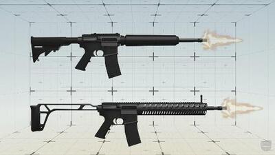 Animación: el rifle usado en la masacre de Orlando no era un AR-15, era Sig Sauer MCX