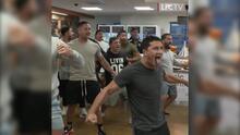 Genial: el equipo de rugby de Nueva Zelanda le hizo el baile 'Haka' a Klopp y los jugadores del Liverpool