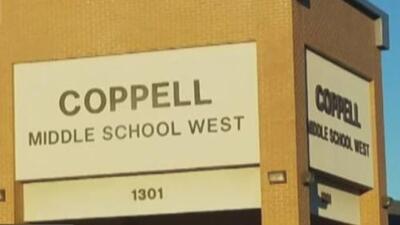 Más de 350 estudiantes de la secundaria Coppell West se ausentan por contagio de influenza
