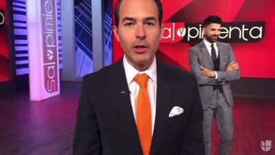 Los invita a todos: Carlos Calderón da la fecha y el lugar de su boda