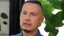 """""""Pensaba que era mi culpa"""": Luis Sandoval relata cómo el bullying afectó su infancia y el día que dejó su casa"""