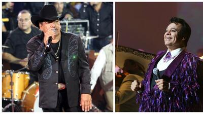 Juan Gabriel y Joan Sebastian en dueto