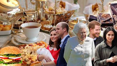 Esto es lo que come la realeza británica (algunos alimentos ni te los imaginas)