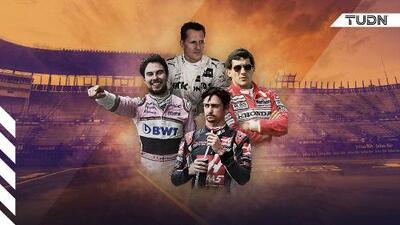 Historia del Gran Premio de México