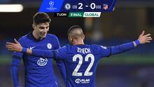 Atlético no logra hazaña y el Chelsea lo echa de la Champions