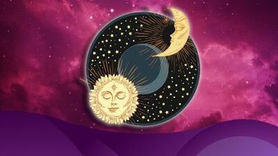 Ritual para tener un amuleto de buena suerte durante el eclipse solar