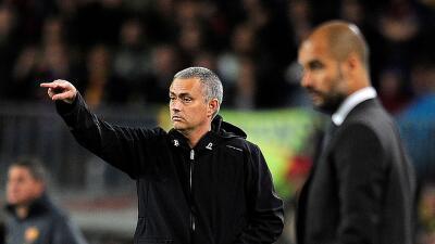 Mourinho vs. Guardiola: Round 2