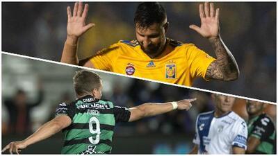 ¿Quién será el campeón de goleo de la Liga MX? Furch tiene en la mira a Gignac