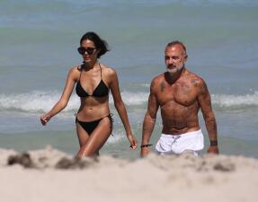 Gianluca Vacchi repite la historia en Miami, pero con otra protagonista (¿será su nuevo amor?)
