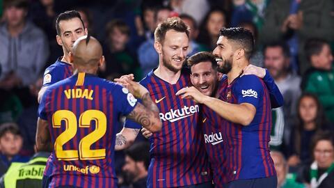 ¡Power Ranking! Barcelona,el muejor equipo europeo de esta última semana