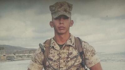 Condenan a 100 años de prisión al asesino de un infante de marina en Los Ángeles en el 2016