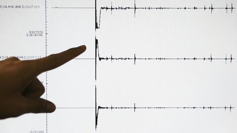 Cada tres minutos se registra un temblor en California, así lo determinaron expertos mediante nueva tecnología
