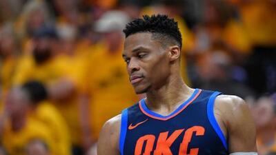 Russell Westbrook no estará listo para el inicio de la NBA
