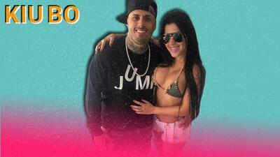 Nicky Jam se divorcia y circula foto junto a 'Rosita': la viuda negra de los malandros venezolanos | Kiubo