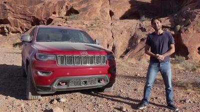 Jeep Grand Cherokee Trailhawk 2017 - Prueba A Bordo Completa