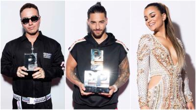 Los increíbles retratos oficiales de Premios Juventud