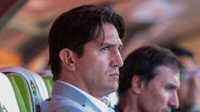 """Bruno Marioni: """"Yo estoy pensando en continuar, ojalá el club piense lo mismo"""""""
