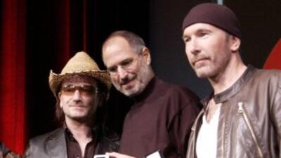 Jobs, un artista como Bono o Mick Jagger