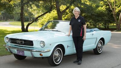 Un ama de casa de Chicago cambia la historia del Ford Mustang