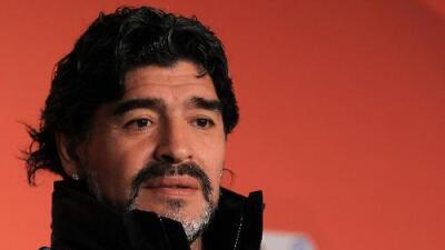 """Diego Armando Maradona: """"El fútbol argentino se está desangrando"""""""