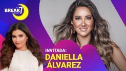 Daniella Álvarez es parte de una linda conversación con Chiqui Delgado en El Break de las 7