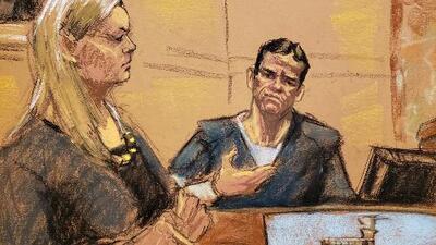Alias 'Vicentillo' acusa de corrupción a la presidencia de México en el juicio de Joaquín 'El Chapo' Guzmán