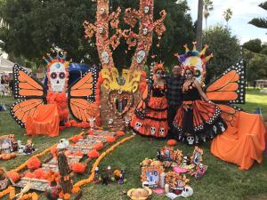 La Sagrada Migración: la celebración del Día de los Muertos más grande de EEUU