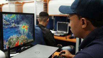 Dorian varía su rumbo y ahora enfila sus vientos hacia Puerto Rico