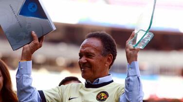 Murió el Lobo Solitario, legendario jugador del América y padre de Zague