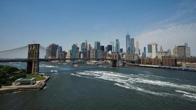 Condiciones secas y cielos mayormente despejados, el pronóstico para este sábado en Nueva York